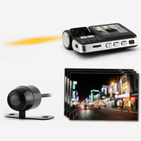 Wholesale 1 M degree inch car auto camera car DVR vedio night vision flash light G sense time stamp