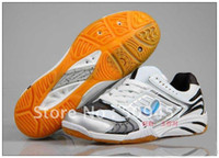 Wholesale sale sports footwear training shoes Butterfly Ping Pong Table Tennis Shoes New