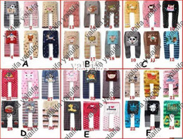 Wholesale PP Warmer WARMERS Tight Pants Trousers Toddler Children Pants Leggings hgtds