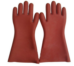 Wholesale Insulating gloves kV kv High voltage electrician working gloves