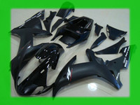 Wholesale Flat matte black bodywork for YAMAHA YZF R1 fairings kit YZFR1 YZF R1 YZF1000 Y1229