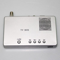 Wholesale New External VGA TV Box Tuner for CRT LCD TFT and Plasma Monitor