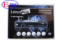 DLP Guangdong China (Mainland) Yes 1pc free shipping original Lexuzbox F90 F-90 HDMI 1080p digital cable receiver for Brazil free shipp