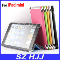 Wholesale Transformer Leather Case for iPad Mini Football Pattern Folio Stand Slim Protective Cover