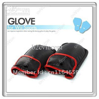 Wholesale S5Q Pair Online Deluxe Games Boxing Gloves Fit Remote Controller