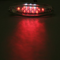Wholesale LED Brake Tail Light for Quads Motorcycles ATV Dirt Bike Motorcross