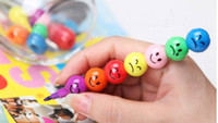 Wholesale DIY Toy School Supplies Stationery Pen Smiley Pen Gift