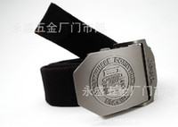 Wholesale selling fashion belt men canvas belt belt fashion the military fans cool belt