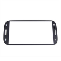 Wholesale hot Front Outer Screen Glass Lens for Samsung Galaxy SIII S i9300