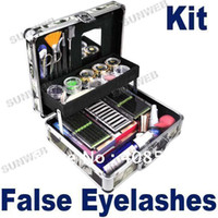 Makeup Tool Kit eyelash extension kit - Professional Korea new generation Eyelash extension kit High quality with full set kit whole free sh