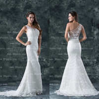 Model Pictures designer one piece dress - 2015 Custom Made One Shoulder A line off White High Quality Trimly Lace Wedding Dress Bridal Gown WD132