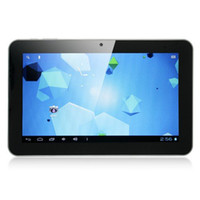 4.8 inch Capacitive Screen Android 4.0 9 inch Android Tablet PC Allwinner A13 Capacitive Screen 512MB RAM 4GB Dual Camera edition China Pos