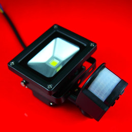 20W LED Outdoor Flood Light Floodlight PIR Motion Sensor Lighting 1800LM