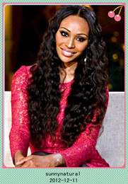 Wholesale Deep curly Full Lace Wigs Malaysian Virgin Remy Human Hair