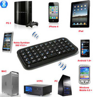 Wholesale Ultra Slim Mini Bluetooth Keyboard For Iphone Android OS PC PS3 PDA