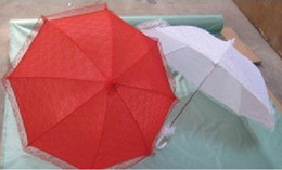 Wholesale New lace umbrella bride lace umbrella Princess umbrella Lady umbrella