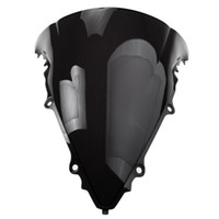 Wholesale New Motorcycle Windshield Windscreen for Yamaha YZF R6 Black