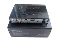 Wholesale 3pcs Original Skybox F3 p Full HD dual core CPU Satellite Receiver cccamd newcamd MGcamd AA96