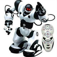 Wholesale retail WowWee Robosapien Robotic Humanoid intelligent roboactor RC robot toy TT313 kids gift