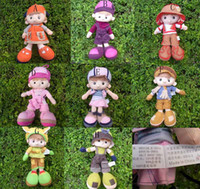 Wholesale 2013 Yappies series of dolls Dolls American dolls Baby doll Plush Toys Children s gifts