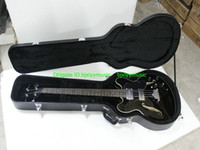 Wholesale Newest Strings Bass Black Jazz Bass From China With hardcase High Quality