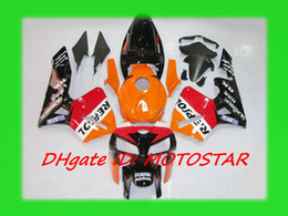 H65G OEM REPSOL Injection fairings for Honda 2005 2006 CBR600RR F5 CBR 600RR 05 06 CBR600 bodywork
