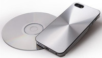 Wholesale CD Disc Laser Style Bling Metal Aluminium Alloy Hard Plastic Case Cover for Iphone G Low Price