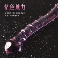 Male Glass Chinese mainland inch sex doll adult sex toys for woman Spell stick Crystal penis sex toys female apparatus transpa