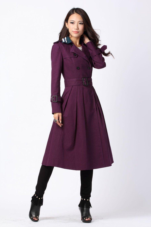 long trench coat for women | Gommap Blog