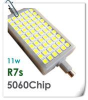11W LED IP65 11W R7S 118mm 60SMD LED SMD Lamp Soptlight 230V White Warm White Decoration Bulb