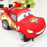 Wholesale retail Pixar Cars McQueen Gloomy Plush Stuffed Toy quot