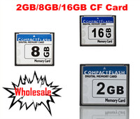 Wholesale Full capacity X High speed GB GB GB CF card flash memory card
