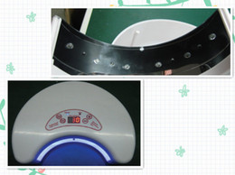 Wholesale 12 Promotion W LED lamp each bulb Watte Nail lamp can use hours quic