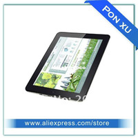 Wholesale Teclast A10t Android AllWinner A10 Tablet PC inch IPS Capacitive camera HDMI G RAM G HDD