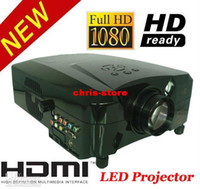 Wholesale Video projector full hd D led Projector For Home theater Support P with HDMI USB support ha
