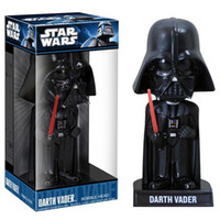 Wholesale FUNKO WACKY WOBBLER STAR WARS DARTH VADER BOBBLE HEAD FIGURE