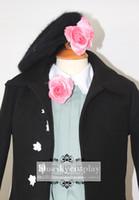 Animal amnesia cosplay - Amnesia Anime Black Grey Party Suits Cosplay Costume custom any size