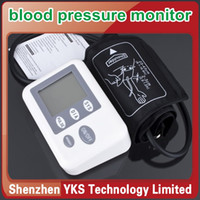 Wholesale Arm full Automatic Blood Pressure Meter blood pressure monitor L500