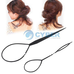 Wholesale New Topsy Tail Hair Braid Ponytail Hair Maker Styling Tool