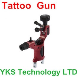 Wholesale Newest High Quality Red Pro Motor Rotary Tattoo Gun Machine For Artist