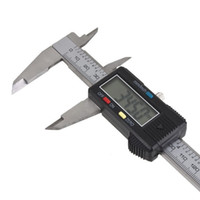 Wholesale New Arrival mm inch LCD Digital Caliper Vernier Gauge Micrometer