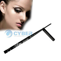 Wholesale New Make Up Rotary Waterproof Gel Cream Eye Liner Eyeliner Pen Black