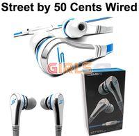 La promoción caliente SMS Calle sincronización de audio 50 auriculares del centavo en la oreja los auriculares Auriculares por EMS 394 niñas