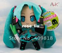 achat en gros de peluche hatsune-Miku 9.5《》Hatsune / VOCALOID Japon Anime peluches