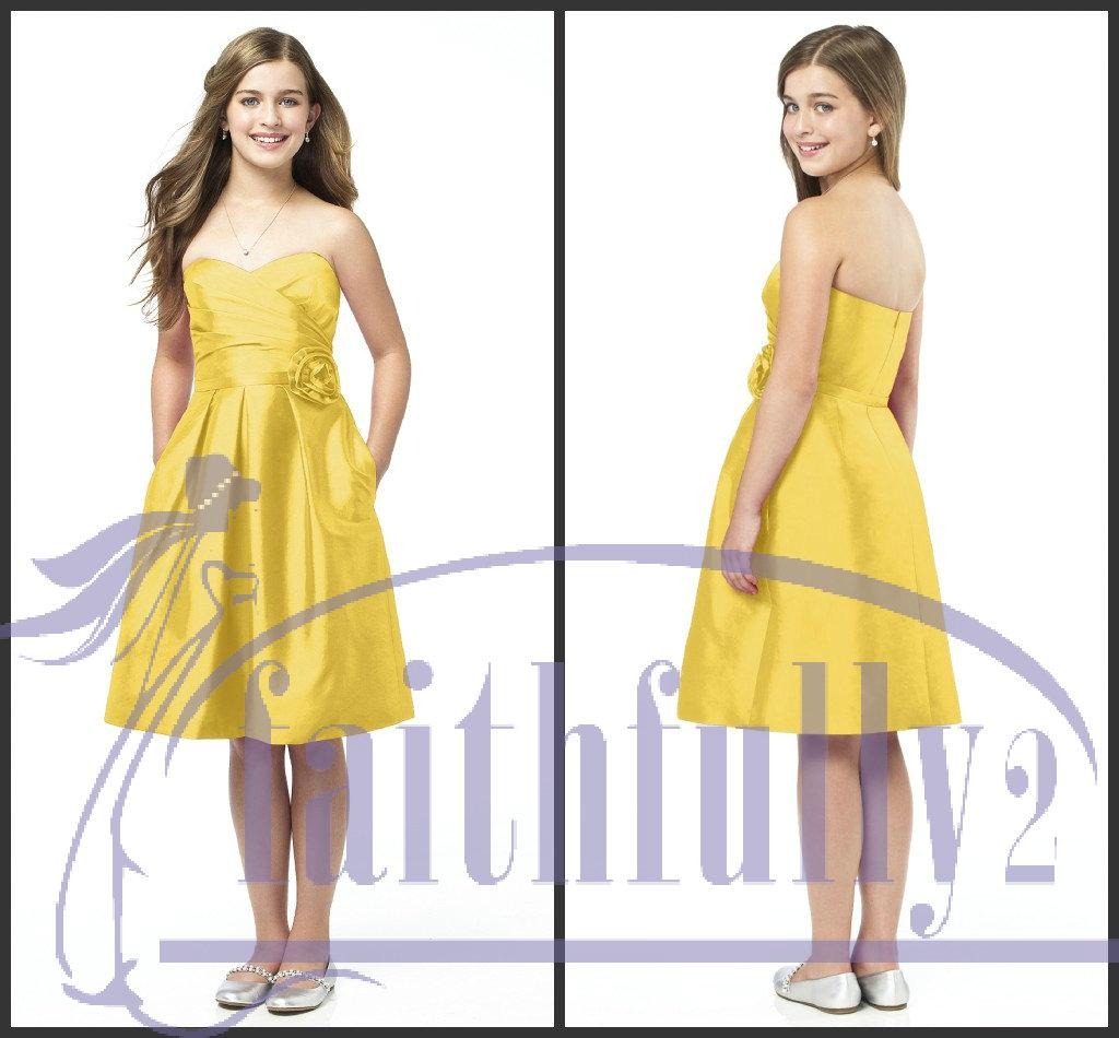 Matching bridesmaid and junior bridesmaid dresses list of wedding matching bridesmaid and junior bridesmaid dresses 27 ombrellifo Gallery