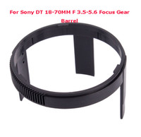 Wholesale Digital Camera Focus Gear Set For Sony mm F3 New High Quality D00755