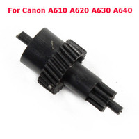 Wholesale Gear Set For Canon A610 A620 A630 A640 Parts New High Quality D00119