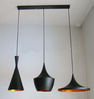 110V art beat - Modern chandelier together ABC Tall Fat and Wide Design by Tom Dixon Pendant Lamp Beat Light