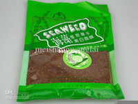 Wholesale 3pcs Seaweed Mask Natural Plants Contains cucumber extract Collagen Repair