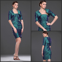 Cheap Reference Images mother of the bride dress Best Strapless Taffeta formal dresses